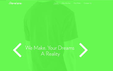 PSD to Responsive work sample